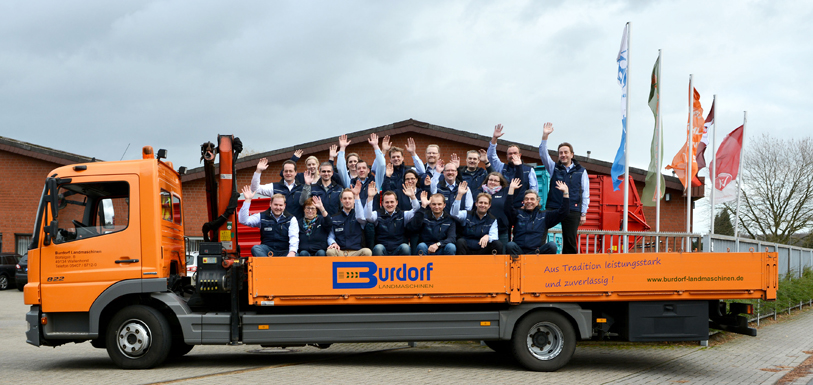 Team Burdorf